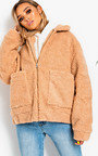 Cartia Teddy Bear Jacket Thumbnail