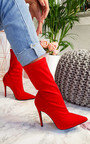 Cassie Stretch Ankle Boots  Thumbnail