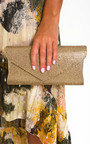Cece Diamante Clutch Bag Thumbnail