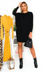 Celine Knitted Jumper Dress Thumbnail