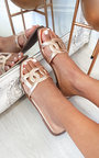 Chanel Open Toe Sandals Thumbnail