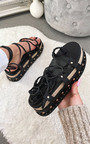 Chi Strappy Sandals Thumbnail
