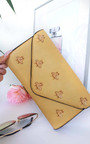 Chlo Bee Embellished Envelope Clutch Bag Thumbnail