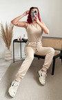 Clover Slim Leg Jumpsuit Thumbnail