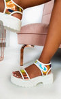 Coleen Strap Chunky Sandals  Thumbnail