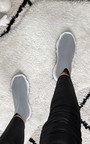 Coral Runner Sock Trainer  Thumbnail