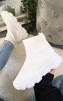 Corinne Runner Sock Trainer  Thumbnail