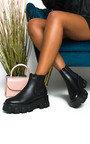 Court Mega Chunky Ankle Boots Thumbnail