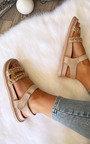 Dakota Chain Strappy Sandals Thumbnail
