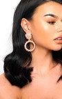Dani Statement Drop Earrings  Thumbnail