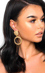 Dani Statement Drop Earrings  Thumbnail