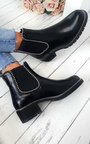 Dani Studded Chelsea Ankle Boots Thumbnail