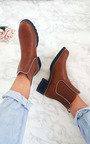 Dani Studded Chelsea Ankle Boots Thumbnail