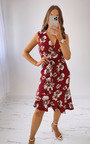 Darla Floral Dress  Thumbnail
