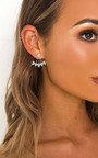 Dee Diamante Tear Stud Earrings  Thumbnail