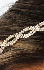Diana Diamante Link Headband Thumbnail