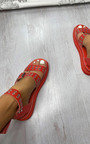 Didi Studded Strappy Sandals Thumbnail