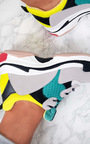 Dillon Chunky Colour Block Sport Trainer Thumbnail