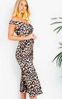 Dills Bardot Cropped Jumpsuit Thumbnail