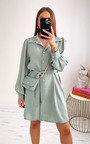 Dina Shirt Dress Thumbnail