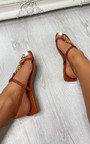 Dora Chain Detail Sandals Thumbnail