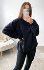 Dulcie Basic Sweatshirt Thumbnail