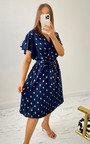 Edith Wrap Dress Thumbnail