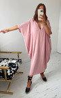 Effie Oversized Maxi Dress Thumbnail