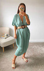 Effie Oversized Maxi Dress Thumbnail