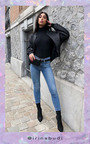 Ella Faux Leather Belt Bag Thumbnail