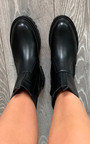 Emma Chunky Ankle Boots Thumbnail