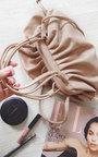 Emrata Faux Leather Pouch Bag Thumbnail