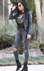 Enya Ripped Skinny Jeans Thumbnail