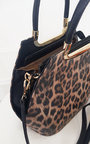 Erin Leopard Print Handbag Thumbnail