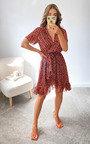 Erin Wrap Dress Thumbnail
