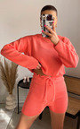 Eunice Cropped Lounge Co-ord Thumbnail