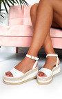 Eva Flatform Sandals Thumbnail