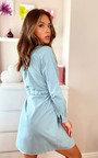 Eva Zip Up Shirt Dress Thumbnail