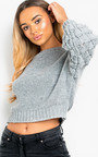Everli Chunky Knitted Jumper Thumbnail