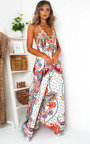 Faith Paisley Maxi Dress Thumbnail