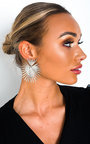 Farah Spike Statement Earrings  Thumbnail