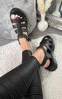 Felicity Chunky Gladiator Sandals Thumbnail