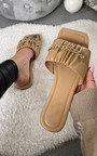 Fifi Chain Detail Sandals Thumbnail