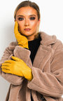 Fifi Faux Suede Gloves  Thumbnail