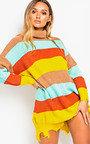 Fifi Oversized Striped Jumper  Thumbnail