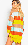 Fifi Oversized Striped Jumper  Thumbnail