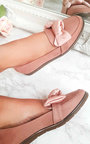 Fliss Bow Flat Pumps Thumbnail