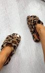 Fliss Faux Fur Slippers Thumbnail