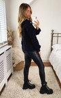 Gabbie Heart Design Knitted Jumper Thumbnail