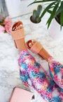 Gabi Iridescent Glitter Sliders Thumbnail